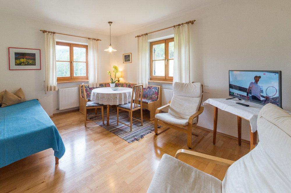 Ferienwohnung in Seis am Schlern: Gemütliche Unterkunft auf dem Wergeserhof