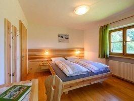 Wergeserhof Ferienwohnung Golf Schlafzimmer-01