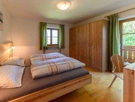 Wergeserhof Ferienwohnung Golf Schlafzimmer-03